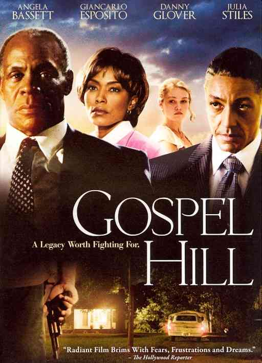 GOSPEL HILL BY GLOVER,DANNY (DVD)